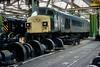 45053 Swindon Works 5th October 1980