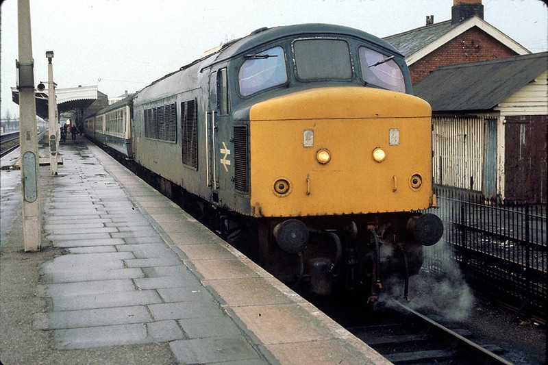 45020 Taunton 19th Jan 1980