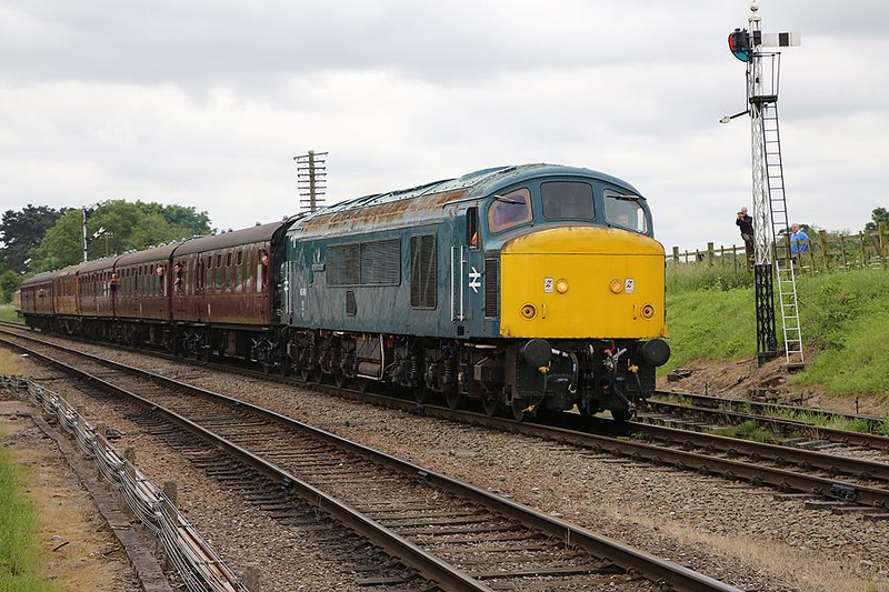 45041 Quorn and Woodhouse 18th June 2016
