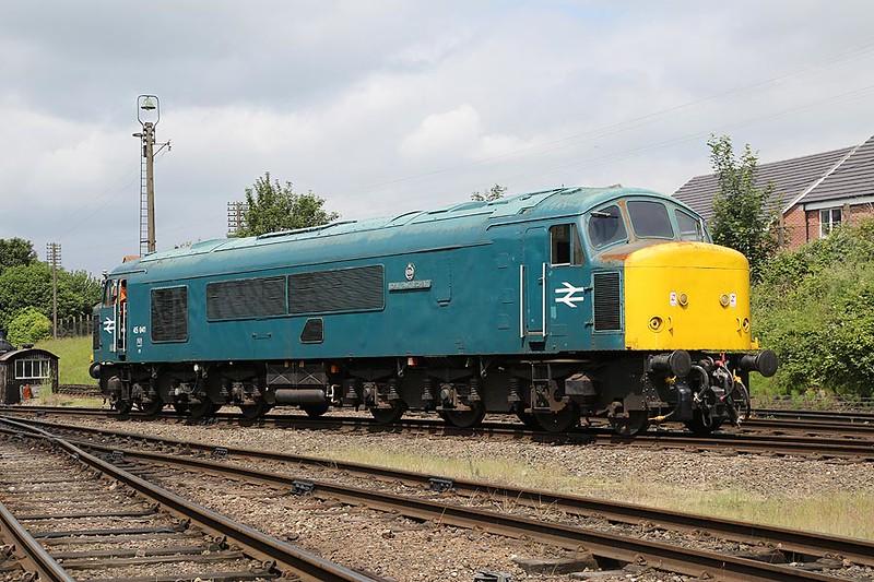 45041 Loughborough 18th June 2016