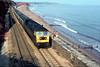 47015 Dawlish on 0842 Leeds-Penzance 6th April 1980