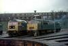 D1010/47032 Old Oak Common 14th Jan 1977