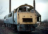 D1003 Swindon Works 5th March 1977