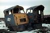 D1001 Swindon Works 4th Jan 1979