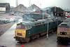 D1010/D1041 Old Oak Common 14th Jan 1977