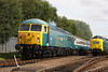 56006 Barrow Hill 8th August 2009