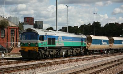 59001 Acton 1055 Dagenham - Acton 20/8/14