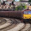 60003 'Freight Transport Association' 1948-6E20 Troste-Doncaster passes Newport 06/06/06..