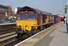 66008 Eastleigh 8th Sep 2014