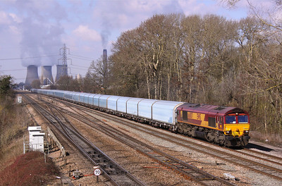 66007 DIDCOT EAST