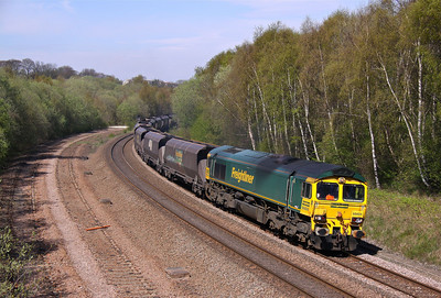66604 NORTH WINGFIELD 6M49 08.00 Hull Kingston-Rugeley