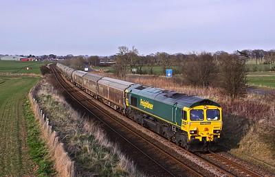 66602 BRYANTON 6B32 16.52 Aberdeen Craiginches-Oxwellmains
