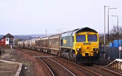 66602 MONTROSE 6B32 16.52 Aberdeen Craiginches-Oxwellmains