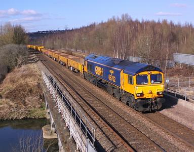 66702 BEIGHTON 6M23 12.57 Doncaster Up Decoy-Mountsorrel