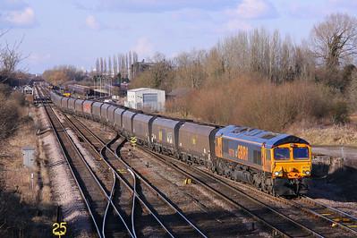 66716 MILFORD 6H30 Tyne Dock - Drax