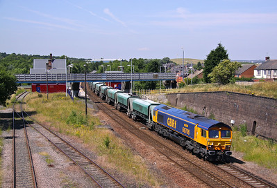 66706 WOODHOUSE 6V09 11.49 Tunstead-Brentford Town Days