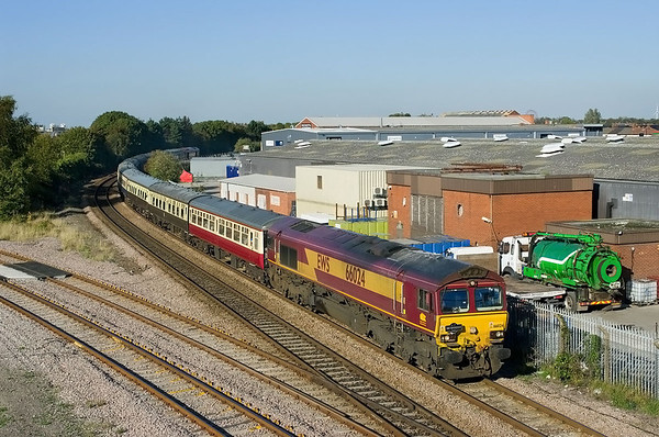 Class 66's - Just Sheds