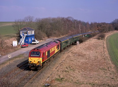 67018 OAKENSHAW NORTH JUNCTION