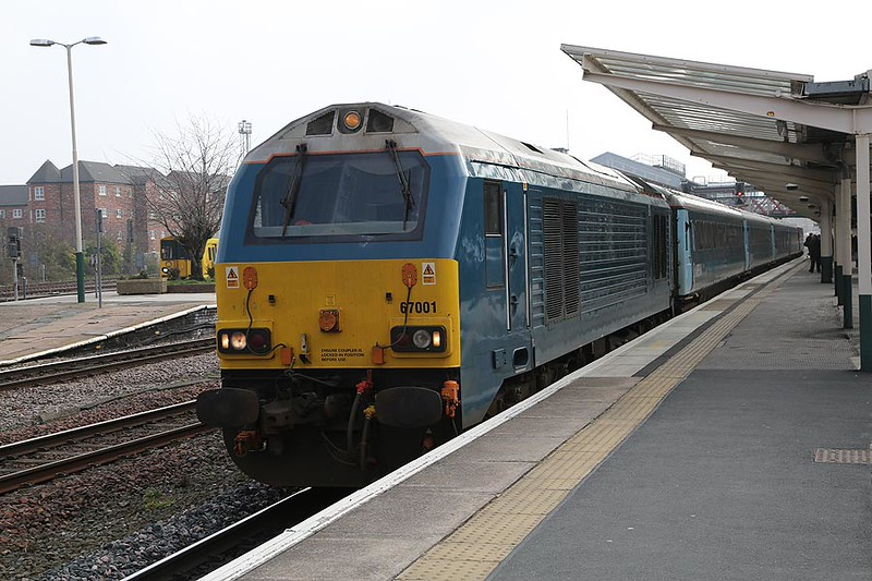 67001 Chester 18th March 2015