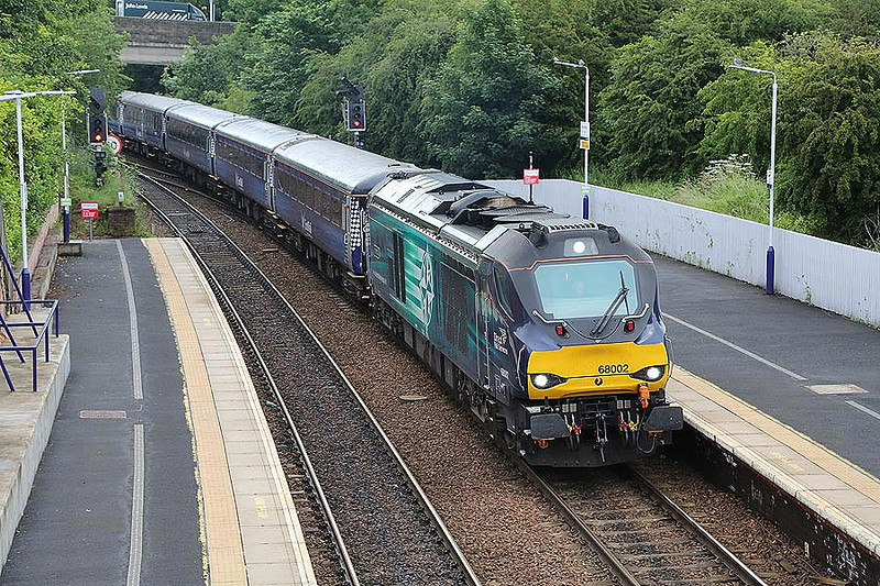 68002 Inverkeithing 7th July 2015