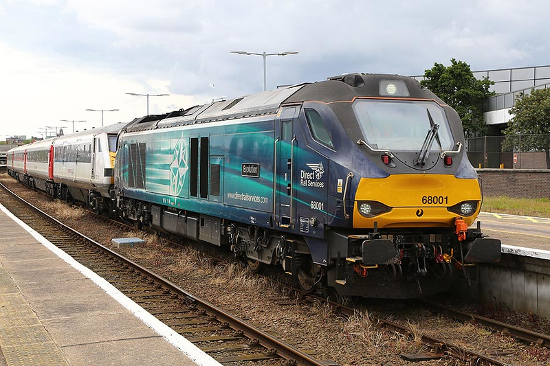 68001 Yarmouth 17th June 2018