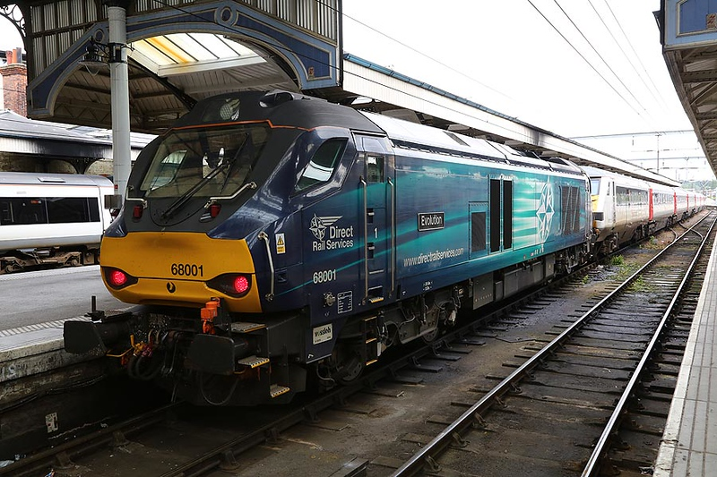 68001 Norwich 17th June 2018