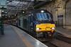 68003 Edinburgh Waverley 21st December 2015