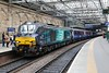 68002 Edinburgh Waverley 23rd July 2015
