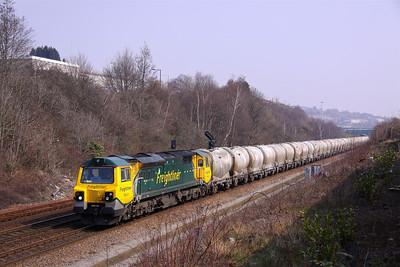 70013 WINCOBANK 6M89 09.50 Dewsbury-Earles