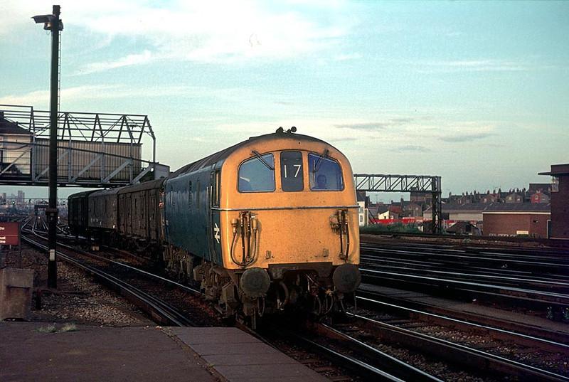 74003 Clapham Jn 4th August 1977