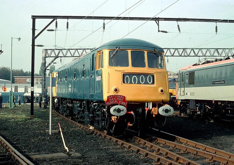 84001 Crewe IEMD 15th Oct 1994