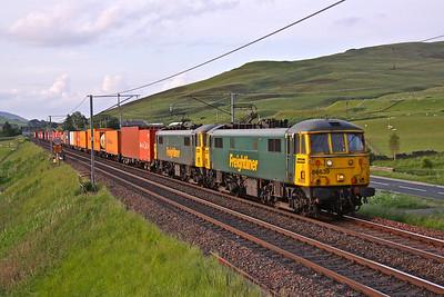 86639+86609 WANDEL 4L81 19.21 Coatbridge-Tilbury