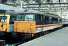 87002 Edinburgh Waverley 13th July 1993