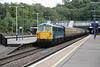 87002 Hadley Wood on Kings Cross-Newcastle Charter 9th August 2014