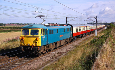 87002 GAMSTON 1Z86 07.09 Newcastle-Kings X