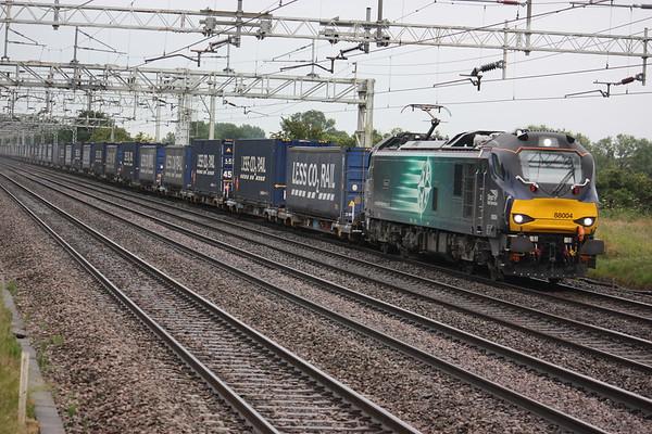 88004 Chorlton, 4S43 Daventry - Mossend  16/6/18