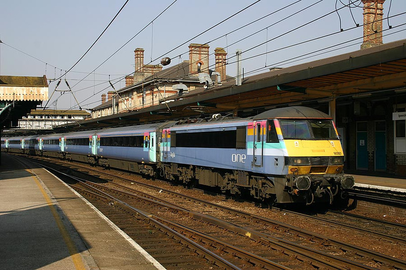 90001 Ipswich 27th March 2007