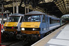 90004/90010 Liverpool St 4th Sep 2014