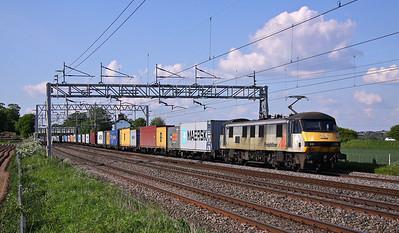 90043 GRENDON 4L92 14.03 Ditton-Felixstowe