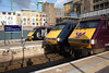 91101/91124/91110 Kings Cross 6th June 2012