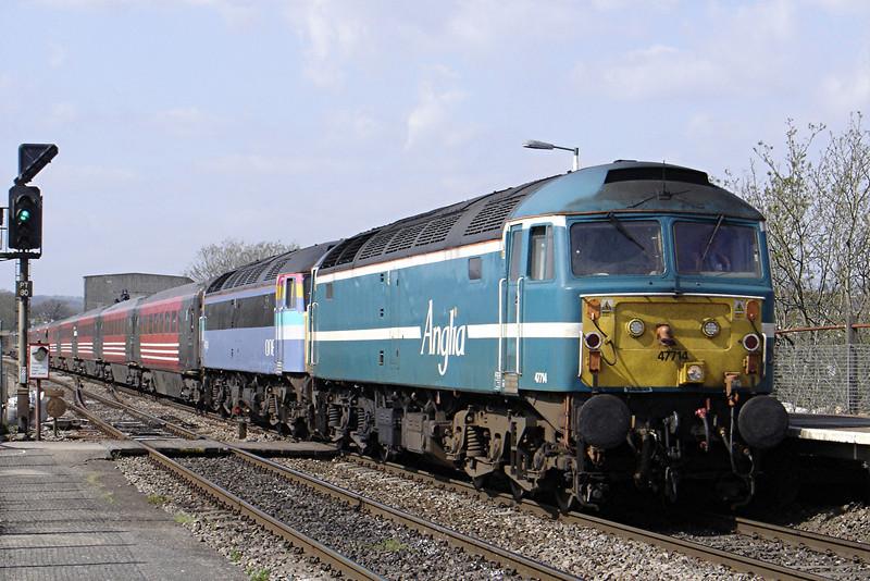 47714 at Bridgend 29/4/2006.