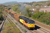 56113 6M54 Baglan to Chirk at Briton Ferry 15/4/14.