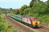 57303 Alan Tracy 07:28 Taunton to Bristol Parkway at Parson Street 23/06/2010.