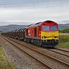 60007 6B11 Margam to Trostre at Llangennech 28/4/19.