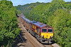 66004 6H25 Margam to Llanwern at Llangewydd 2/9/17.