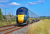 800017 1B28 1130 Paddington to Carmarthen at Loughor 22/7/18.
