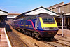 43192 & 43025 11:30 London Paddington to Penzance at Exeter St Davids 14/8/2004.