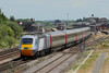 43299 & 43301 1V48 06:40 Newcastle to Penzance at Taunton 20/06/2009.