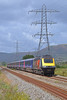 43172 & 43145 1L71 14:29 Swansea to London Paddington at Margam 19/8/17.