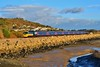 43002 & 43063 1B28 10:37 London Paddington to Carmarthen at Pwll 6/11/16.